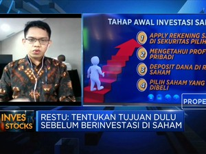 Dear Investor Pemula, Yuk Pelajari Tahapan Investasi Saham