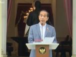 Jokowi Puji Habis Transformasi Berbasis Tekno Mahkamah Agung