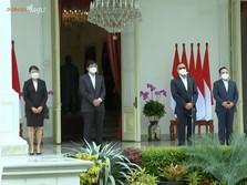 Jokowi Lantik Direksi SWF, BNLI & DOID Kehilangan Direksi