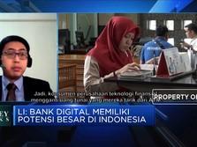 Bank Digital, Sarana Perluasan Penetrasi Pasar Perbankan