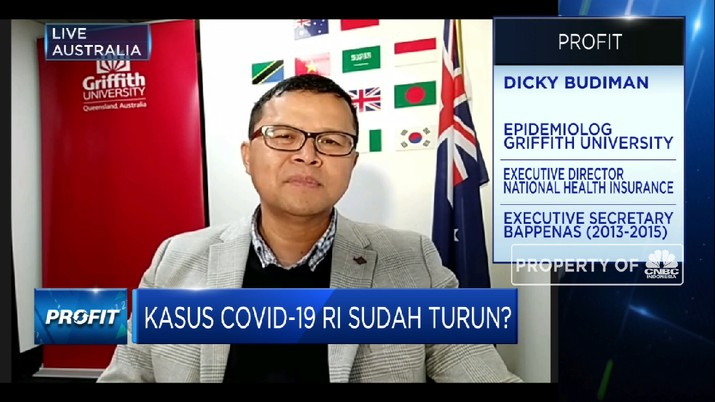 Positivity Rate Tinggi, Testing RI Harus Capai 100 RIbu/hari (CNBC Indonesia TV)