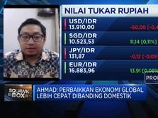 Sepanjang Q1-2021, Rupiah Diproyeksi Stabil di Rp 13.900/USD