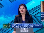 Strategi KSEI Perkuat Kepercayaan Investor Milenial