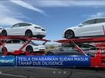 Tesla Akan Bangun Pabrik di India