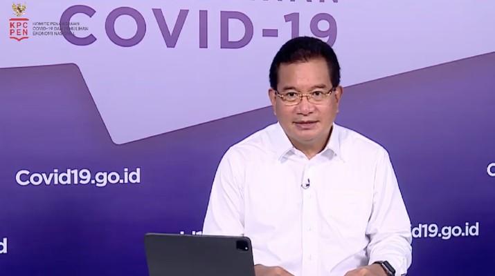 Wiku Adisasmito Koordinator Tim Pakar dan Juru Bicara Pemerintah untuk Penanganan Covid-19 (Youtube BNPB)