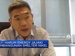 Akuisisi Tambang Nikel, Harum Energy Jajaki Investasi Smelter