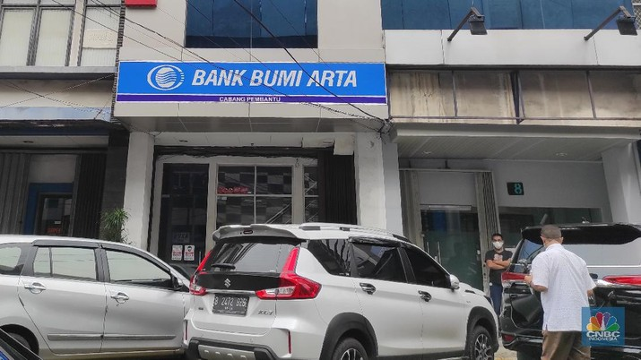 Bank Bumi Arta (CNBC Indonesia/Tri Susilo)