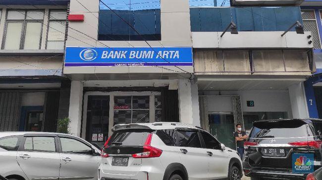 BNBA IHSG LPPF PNBS Ciee...Saham Bank Mini Bangkit Usai 'Tidur', Grup Lippo Drop!