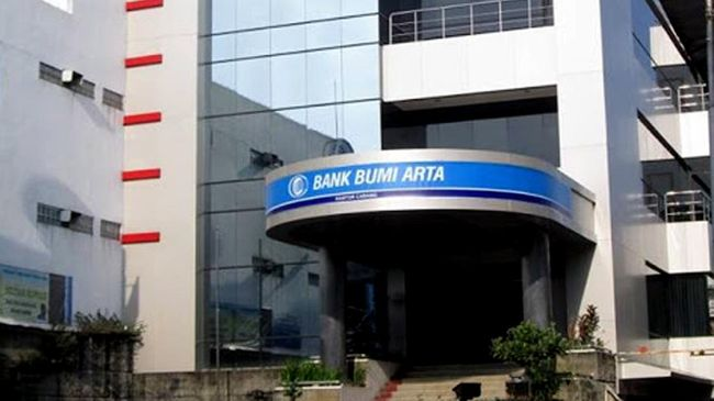 BNBA Belum Masuk Daftar Bank Digital OJK, Saham BNBA Merosot