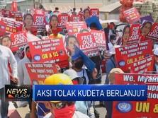 Demo Myanmar Berlanjut Hingga Nestle Lepas 2 Brand