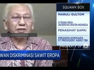Jaga Keberlangsungan Industri Sawit,Gapki Dukung Program ISPO