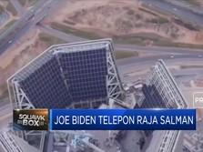 Joe Biden Telepon Raja Salman, Ada Apa?