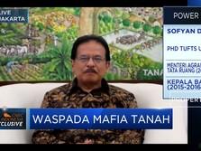 Kata Menteri ATR Soal Mafia Tanah Ibunda Dino Patti Djalal