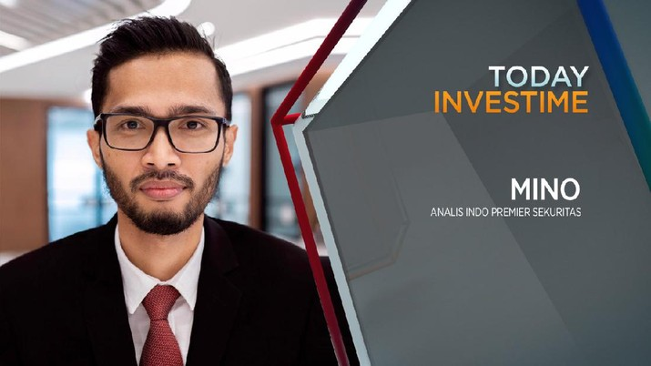 Mino, analis Indo Premier Sekuritas