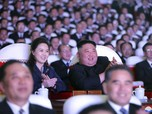 Potret Istri Cantik Kim Jong Un, Muncul Pasca Setahun Hilang
