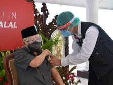 Wapres: Hukum Vaksinasi Fardu Kifayah, Menolak Berdosa!