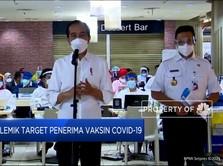 Polemik Target Penerima Vaksin Covid-19
