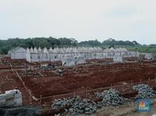 Rumah Laris Manis, Saham Properti Diborong Investor