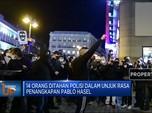 Unjuk Rasa Penangkapan Pablo Hasel, 14 Orang Ditahan Polisi