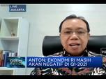 Ada PPKM, Ekonomi RI Q1-2021 Diproyeksi Masih Terkontraksi