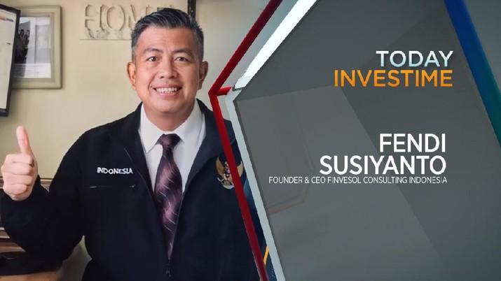 CEO Finvesol Consulting Indonesia, Fendi Susiyanto