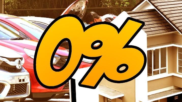 [DALAM] Mobil & Rumah 0%
