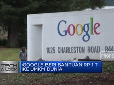 Google Beri Bantuan Rp 1 Triliun untuk UMKM di Dunia