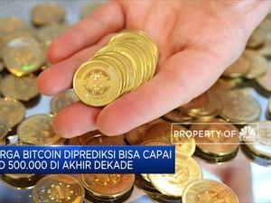 Harga Bitcoin Meroket! Tembus USD 50.000