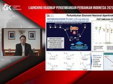 Rilis Roadmap, Ini Bocoran Strategi OJK Dukung Bank Digital