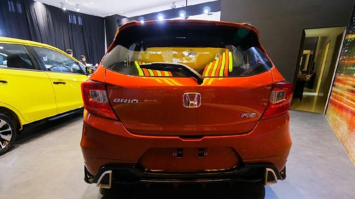 Honda Brio (Dok. Image Dynamics)