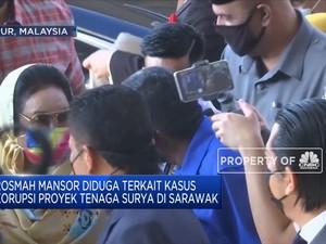 Istri Mantan PM Malaysia Najib Razak Hadapi Sidang Korupsi