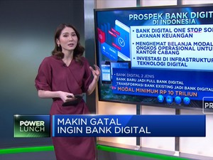Makin Gatal Ingin Bank Digital