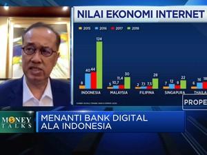 Perbanas Soal Rencana Aturan Modal Awal Bank Digital Rp 10 T