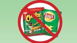 Cheetos, Lays, hingga Doritos Terakhir Beredar di RI Bulan Ini