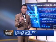 Saham Bank Mini Beterbangan