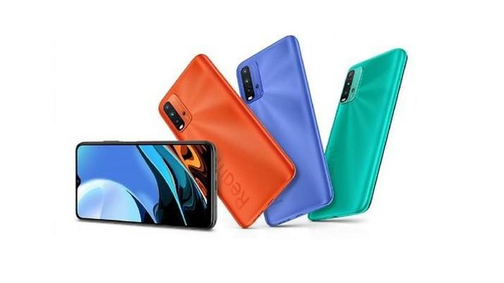 Xiaomi Redmi 9T/detikinet