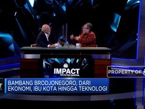 Bambang Brodjonegoro, Dari Ekonomi, Ibu Kota Hingga Teknologi