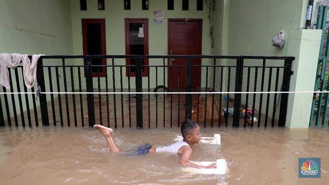 BMKG: Waspada Hujan Disertai Angin Kencang di DKI Hari Ini News