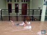 BMKG: Waspada Hujan Disertai Angin Kencang di DKI Hari Ini