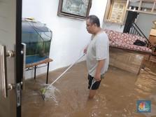 Hujan Deras Semalaman, Jakarta, Ciledug hingga Bekasi Banjir!