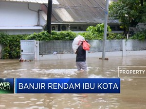 Banjir Melanda, PLN Padamkan Listrik 666 Pelanggannya