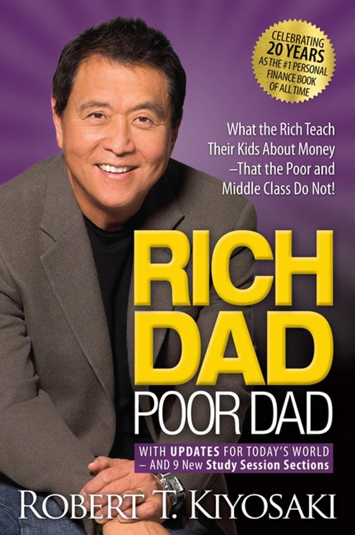 Best Memoir: Rich Dad Poor Dad (ist)