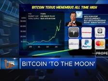 Bitcoin 'To The Moon'