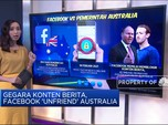 Gegara Konten Berita, Facebook 'Unfriend' Australia