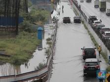 Waspada, Berikut Titik Banjir Jakarta Hari Ini