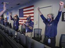 Merinding! Ini Bocoran NASA Soal Matahari Terbit dari Barat