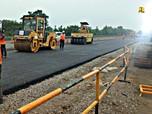 Pengumuman! Masalah Ambles Tol Cipali KM 122 Tuntas April