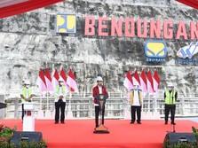 Bendungan Banyak Dibangun, Jokowi: Saya Yakin NTT Makmur!