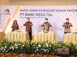 Bank Mega Bagikan Dividen Rp 301,56/saham, Catat Jadwalnya!