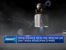 Robot NASA Sukses Mendarat di Planet Mars